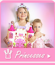 PRINCESSES - Princess crafts, games, coloring pages