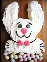 Easter recipes: Easter Bunny cake recipe