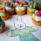 EASTER IDEAS - Cards, crafts, recipes, coloring...